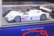 RILEY&SCOTT MK N° 4 Riley & Scott  24H du MANS 2002 VERY RAR Spark 1:43