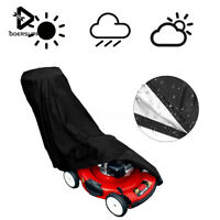 Lawn Mower Cover Waterproof Weather UV Protector for Push Mowers Universal