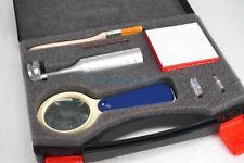 Cross-Cut Tester Hatch Adhesion Tester Paint Film Scriber Set 1/2/3mm Blades