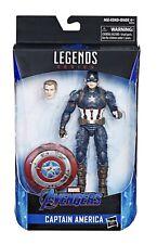 Marvel Legends Avengers Worthy Captain America Walmart Exclusive New