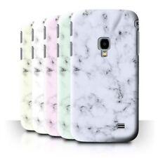 Étuis, housses et coques blanc Pour Samsung Galaxy Beam pour téléphone mobile et assistant personnel (PDA) Samsung