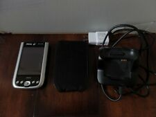 Dell Axim X51 520Mhz Windows Mobile Mini Handheld Pda with case & Sync Cradle