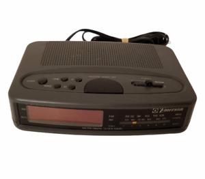 💲 Emerson AK2724G AM/FM Digital LED Alarm Clock Radio Snooze (RR8)