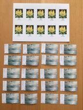 50 Briefmarken 1,55 Euro 155 Cent 77,50 € ungummiert ungestempelt  X