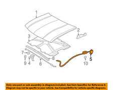 GM OEM Hood-Release Cable 21997874
