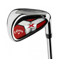 2018 Callaway X Series Iron Set 4-PW, AW Steel Uniflex