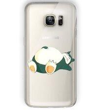 Étuis, housses et coques Pour Samsung Galaxy S7 en silicone, caoutchouc, gel pour téléphone mobile et assistant personnel (PDA) à motifs
