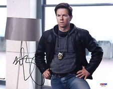 MARK WAHLBERG Signed 8x10 Photo PSA/DNA #AD11412