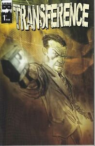 Transference #1B VF/NM; Black Mask Comics | Ben Templesmith variant - we combine