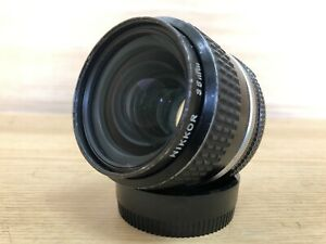 *Opt Near Mint* Nikon Ai-s Nikkor 35mm F/2 F/2.0 Wide Angle MF Lens From Japan