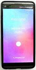 Great Lg V20 Smart Cell Unlocked At&T Phone w/ 8500 mAh Battery & Extended Case