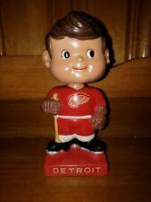Detroit Red Wings Vintage Bobble Head/Bobbing Head/Nodder/ Standard Size Mint