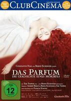 DAS PARFUM   DVD NEU  BEN WHISHAW/ALAN RICKMAN/DUSTIN HOFFMAN/+