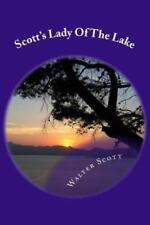 Scott's Lady of the Lake by Sir Walter Scott (1893, Paperback)