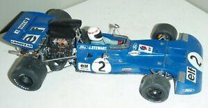 1997 Exoto F1 race car 003 Grand Prix 1:18 Ford Jackie Stewart World Champ