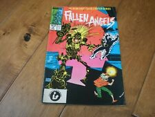 FALLEN ANGELS #6 (1987 Series) Marvel Comics