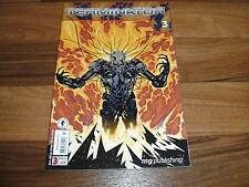 Terminator # 3 -- Dark Horse-comic 1999 (dark years 1+2)