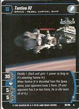 Corellian Star Shuttle #129 Foil Star Wars TCG AOTC