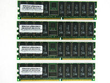 8GB  4X2GB MEMORY FOR HP PROLIANT DL145 DL360 G4 DL585 ML150 G2