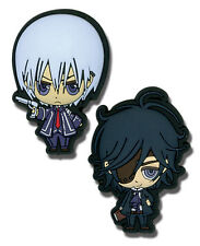 Vampire Knight Zero and Togo 2 Pin Set Licensed Anime NEW
