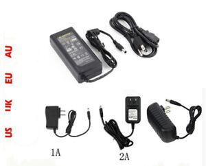 12V 2A 3A 5A 6A 7A 10A 12.5A Power Supply Adapter Transformer5050/5630 LED STRIP