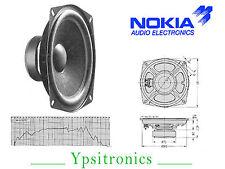 "Nokia Hi-Fi Woofer LPT 160/25/100 FS 6.5"" 50W/8Ω High Quality GERMANY NEW"