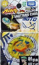 Takara Tomy Beyblade BB-35 BB35 Metal BeyBlade Fusion Flame Sagittario C145S USA