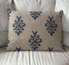 "2x Designer Pillow Cover Classic Brocade Design 20""x26"" Home Decor Queen Size"