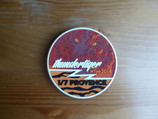 Patch Rafale Gomme PVC Solo 2014 Display Thunder Tiger Meet 1/7 NTM Provence