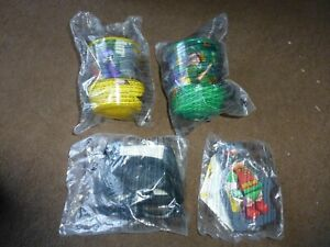 Macdonalds happy Meal Superhero batman lego cups mask and other sealed