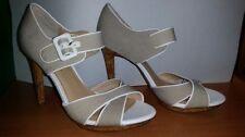Denim Platform & Wedge Medium Width (B, M) Shoes for Women