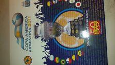 Album  Panini Calciatori Copa America Argentina 2011 COMPLETO ORIGINALE Perfetto