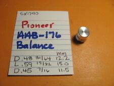 Pioneer Aab-176 Balance Knob Sx-790 Sx-690 Sx-890 Sx-780 Sx-680 Sx-880 Sx-590