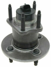 Wheel Bearing and Hub Assembly RW20-80 Genuine AC Delco Equipment
