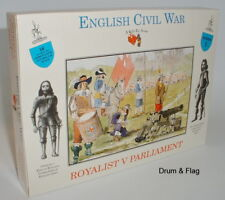 a Call to Arms Series 1 English Civil War Royalist V. Parliament 16 in 8 Poses