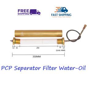 4500psi Air Compressor Filter Oil Water Separator PCP Pressure Pump 30mpa 300bar