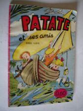 PATATE et ses amis n° 3 - 3e trim. 1967 - Ed. de LUTECE - NIC et LOUP -