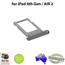 for iPad AIR 2 - SIM Card Tray - GREY - Replacement Part