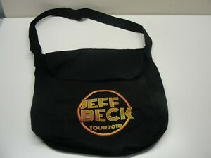 2018 JEFF BECK CONCERT TOUR HAND BAG