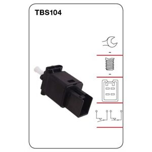 Tridon Brake Light switch TBS104 fits Mazda 6 2.0 DI (GG), 2.0 DI (GY), 2.3 (...