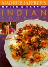Madhur Jaffrey's Quick and Easy Indian Cookery (Quick & Easy Cookery),Madhur Ja