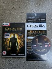 Deus Ex - Human Revolution - Limited Edition PC DVD-ROM GAMES
