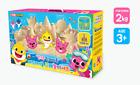 Pinkfong Baby Shark Magic Table Sand Play Set Magic Sand Toy