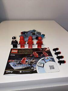lego star wars sith trooper battle pack
