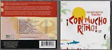 CD 11T CON MUCHO RITMO ! THE VERY BEST OF TROPIJAZZ 2005 TBE