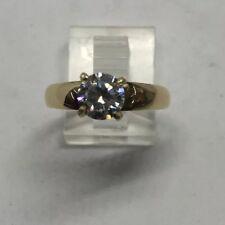 14k Gold I Love You Engagement Ring