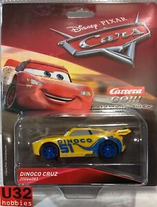 Carrera Go 64083 Dinoco Cross Disney Pixar Cars