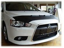 Mitsubishi Lancer since 2007 CUSTOM CAR HOOD BONNET BRA FRONT MASK BRA DE CAPOT