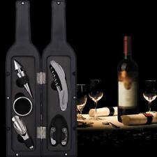 enssemble ouvre bouteilles de vin en forme de bouteille