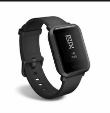 New Sealed Amazfit Bip Smartwatch by Huami A1608 Black